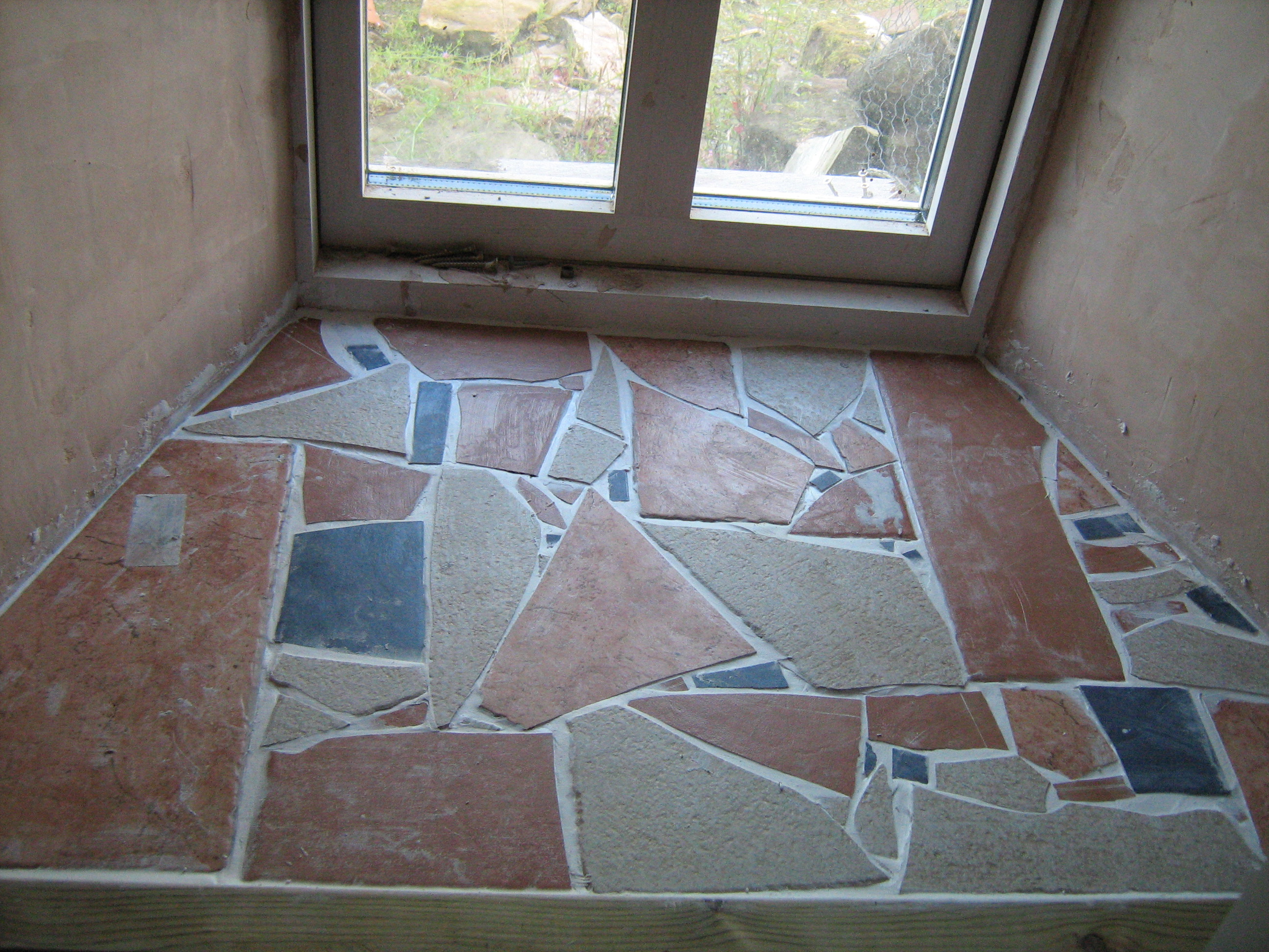 Ceramic Window Sills : Tiling how to cut tiles and other ways fail